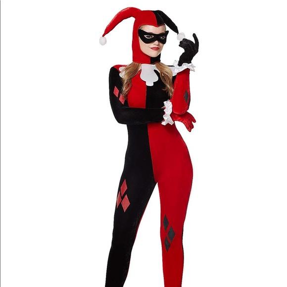 Adult Harley Quinn costume women s Halloween ad0ca144ed